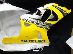 Suzuki GSX-R750 Under Cowling L & R 2000-03 NOS GSXR750 COVER Lower Fairing Y9H
