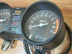 Suzuki GS 1000 E NOS Cockpit Tacho Speedo DZM Drehzahlmesser Instrumente