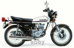 Suzuki GT185 GT185 B 1976 1977 1978 Fuel Tank 44110-36302 N. O. S