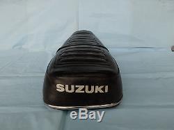 Suzuki GT185 GT-185 Seat Sadle Sitz Siège NOS Japan may fit GT125 GT100
