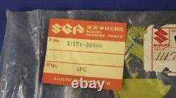 Suzuki GT185 NOS Chrome Spark plug cover