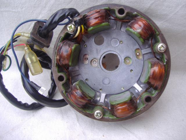 Suzuki Gt250. T250. T350. Stator-alternator Nos