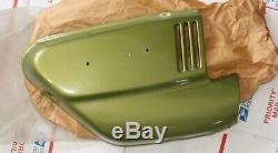 Suzuki GT550 47111-34000-278 RH FRAME COVER NOS