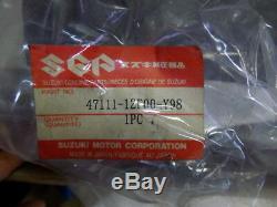 Suzuki GZ125 GZ250 Side Cover L & R 1999-2001 NOS MARAUDER PANEL 47111-12F00-Y98