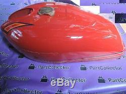 Suzuki Genuine Gs400 78-79 Fuel Tank Gas 44110-44000-737 Red Nos
