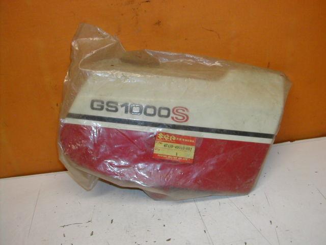 Suzuki Gs1000 S Seitendeckel Rechts Original Neu Nos Gs 1000 S (c4/5)