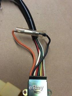 Suzuki Gs400 Gt380 Gt550 Gear Position Sensor Oem Nos 34990-33123 34990-33121