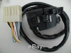Suzuki Gs 400 1978 Nos Left Handle Switch Oem # 37400-45613