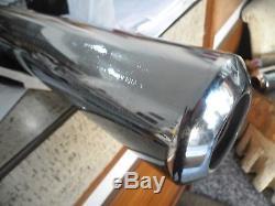 Suzuki Gs 400-x 1977 Nos Genuine Exhaust Muffler Rh Side Oem #14305-44003-h01