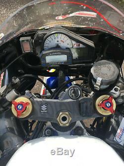 Suzuki Gsxr 1000 K2 Nitrous Nos Drag Road Legal Streetfighter Special