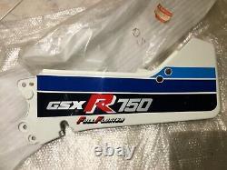 Suzuki Gsxr 750 NOS Cover Seat Tail # 45590-27a70 1985 1986 1987 85 86 87