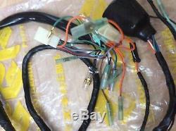 Suzuki Gt250 K. L. M 73-75 Nos Full Wiring Harness / Loom New Pt No 36610-18100
