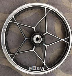 Suzuki Gt250 X7 New Old Stock Front Wheel