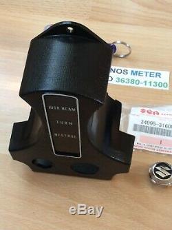Suzuki Gt250 (x7) Nos Pilot Bulb Box Pt No 36380-11300 Please See All Photos