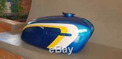 Suzuki Gt380 Nos Gas Fuel Petrol Tank
