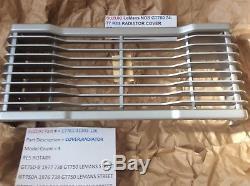 Suzuki Gt750 74-77 L. M. A. B Re5 N. O. S Radiator Grille New Pt No 17761-31201-126