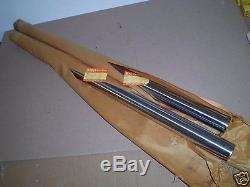 Suzuki Gt750 Nostriple Front Fork Tubes 1972 0nly Nos