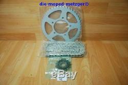 Suzuki Kettensatz, Drive Chain GSF 600/650 27000-16821-000 Original NEU NOS XL48