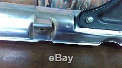 Suzuki Muffler Exhaust Silencer Left Nos Genuine Japan Gt125 Gt 125 Gt-125