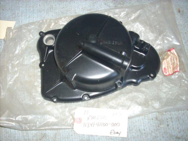 Suzuki Nos 1977 Rm250 Clutch Cover 11341-41100 New Oem Right Engine