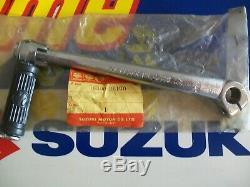 Suzuki NOS NLA Kick Start Lever 1974 TM75 TS75 AS50 MT50 K11 K15 26300-26100