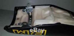 Suzuki NOS RM125 RM250 RM500 Seat 45100-14130-49R (FREE SHIPPING WORLDWIDE)