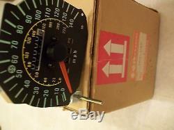 Suzuki NOS Speedometer 1983-86 GS550E GS550ES Disc. 34120-43431