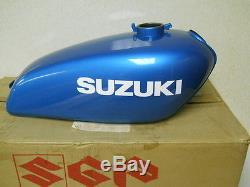 Suzuki NOS TC125M 1975, TC185B 1977 Fuel TanK Gas Tank P/N 44110-28690-797