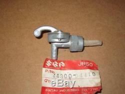 Suzuki Nos Fuel Cock Assy. Jr50 1978-82 44300-04410