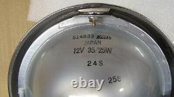Suzuki Nos Headlight Assy 68-71 T500/t350/t305/t250 35100-15613-999