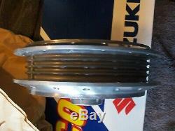 Suzuki Nos Nla Rear Wheel Brake Drum Hub T250 T305 T350 T500 Gt250 Gt380 Gt550