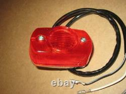 Suzuki Nos Rear Tail Lamp Assy Pe250 1977 35710-41600
