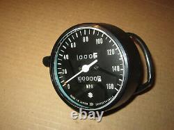 Suzuki Nos Vintage Speedometer Gt750 1972 34100-31610-999