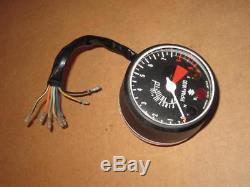 Suzuki Nos Vintage Tachometer T250r T500 34200-18610
