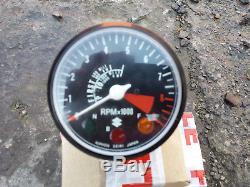 Suzuki Nos Vintage Tachometer T250r T500 34200-18610 999