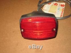 Suzuki Nos Vintage Taillight Assy. Dr Pe 35710-40533