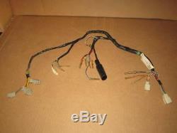 Suzuki Nos Vintage Wire Harness 2 Gt550 1975-77 36620-34004