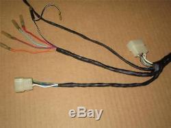 Suzuki Nos Vintage Wiring Harness T500 1968 & 70 36610-15100