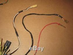 Suzuki Nos Vintage Wiring Harness Ts400 1976-77 36620-30307