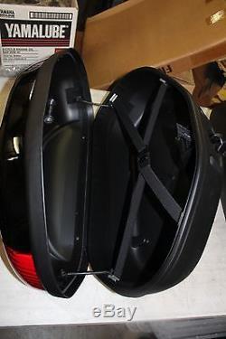 Suzuki OEM Saddlebags DL650 VStrom New New Old Stock