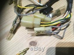 Suzuki PE175 NOS Wiring Loom 36610-14450