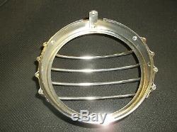 Suzuki PE175/PE250/PE400 NOS Head Light Rim 35111-41500