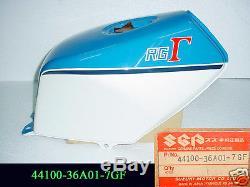 Suzuki RG125 Fuel Tank NOS RG 125 Gamma Gas Tank NEW 44100-36A01-7GF