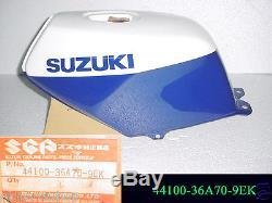 Suzuki RG125 Fuel Tank NOS RG 125 Gamma Gas Tank NEW 44100-36A70-9EK
