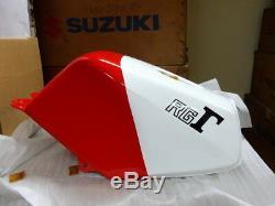 Suzuki RG125 Fuel Tank NOS RG 125 Gamma Gas Tank NEW TANK 44100-36A50-2KN