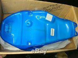 Suzuki RG125 Fun / RG 125 F Petrol Tank Blue NOS Warranty return