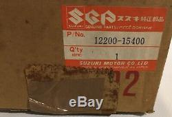 Suzuki RGB 500 Kurbelwelle Crankshaft Very Rare Grand Prix 500 NOS E20929/B1