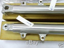 Suzuki RGV250 Fork Outer Tube L & R NOS RGV 250 FRONT FORK TUBES 51140-12C00