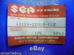 Suzuki RGV250 Front Fender NOS GSX-R400 FRONT FENDER Mud Guard 53110-22D00-1LE