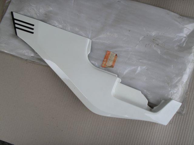 Suzuki Rg 250 Rg250 Gamma Side Panel Cover 47210-16710-14l Genuine Nos